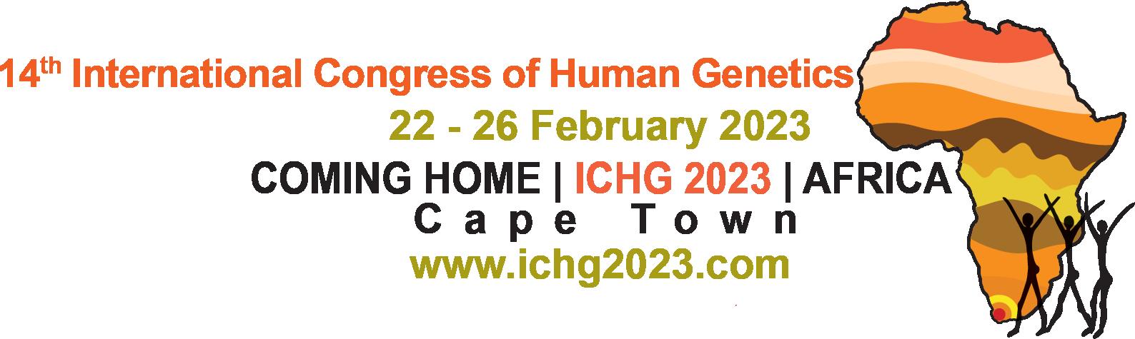 International Congress of Human Genetics 2022